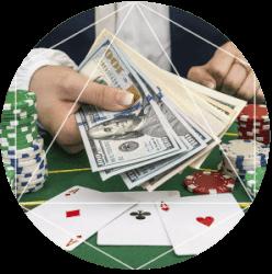 21en voor geld spelen